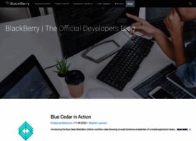 devblog.blackberry.com