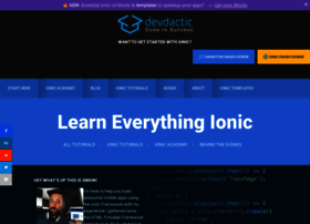 devdactic.com