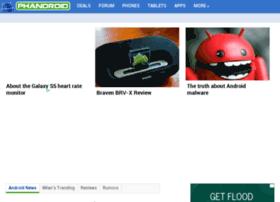 devel.phandroid.com