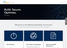developer.akamai.com
