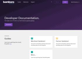 developer.beanstream.com