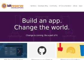 developer.bitreserve.org