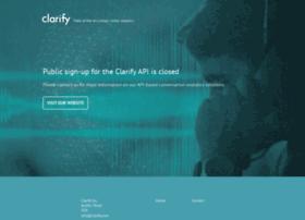 developer.clarify.io