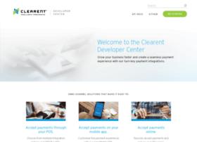 developer.clearent.com