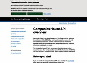 developer.companieshouse.gov.uk