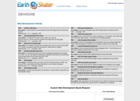 developer.earthskater.net
