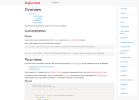 developer.engineyard.com