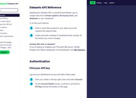 developer.geckoboard.com