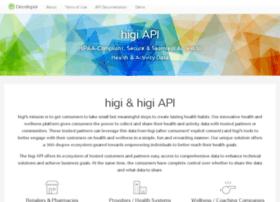 developer.higi.com