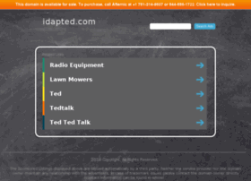 developer.idapted.com