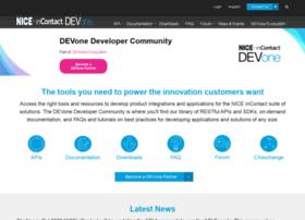 developer.incontact.com