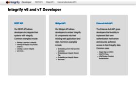 developer.integrify.com
