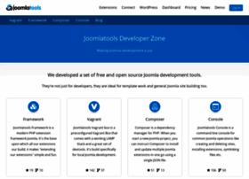 developer.joomlatools.com