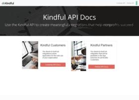 developer.kindful.com