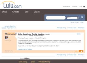 developer.lulu.com
