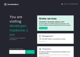 developer.madsone.com