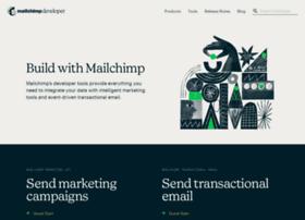 developer.mailchimp.com
