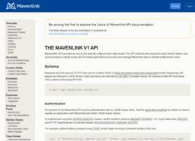 developer.mavenlink.com
