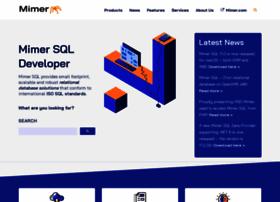 developer.mimer.com