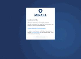 developer.mirakl.net