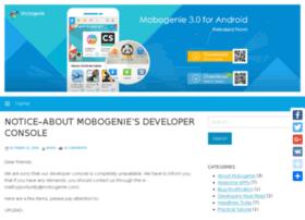 developer.mobogenie.com