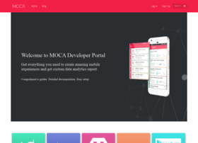 developer.mocaplatform.com