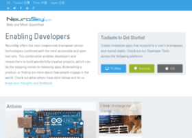 developer.neurosky.com