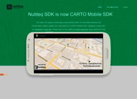 developer.nutiteq.com