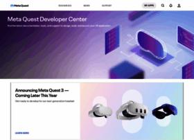 developer.oculus.com