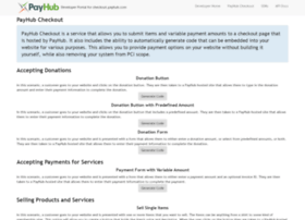 developer.payhub.com