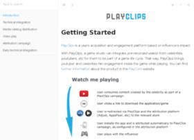 developer.playclips.com