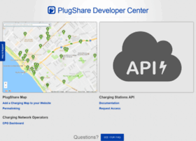 developer.plugshare.com