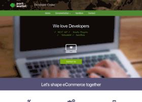 developer.portwallet.com
