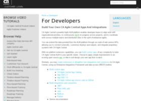 developer.rallydev.com