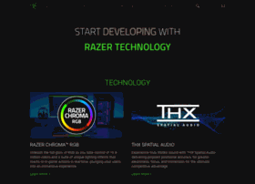 developer.razerzone.com