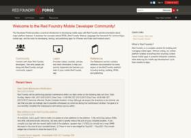 developer.redfoundry.com