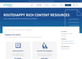 developer.routehappy.com