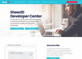 developer.sheerid.com