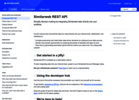 developer.similarweb.com