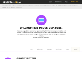 developer.skobbler.de
