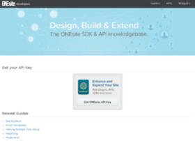 developer.socialcore.com