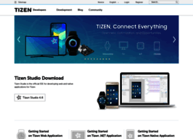 developer.tizen.org