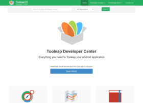 developer.tooleap.com