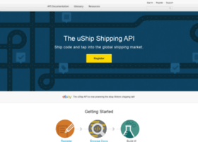 developer.uship.com
