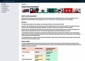 developer.vewd.com