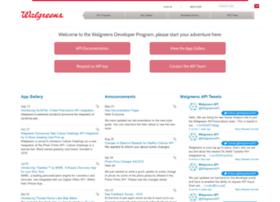 developer.walgreens.com