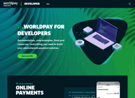 developer.worldpay.com