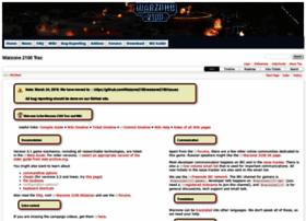 developer.wz2100.net