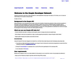 developer.zoopla.com