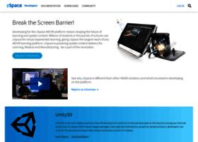 developer.zspace.com